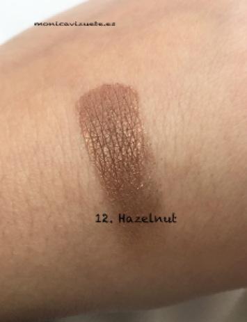 12. Hazelnut