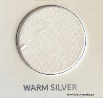 warm silver