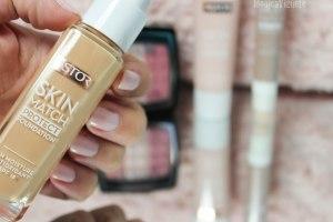 astor skin match foundation